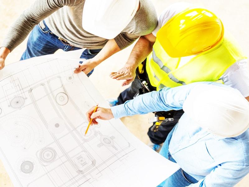 بکارگیری مهندس معمار در ساخت و ساز